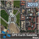 Icon for GPS Satellite Maps & Travel Navigation