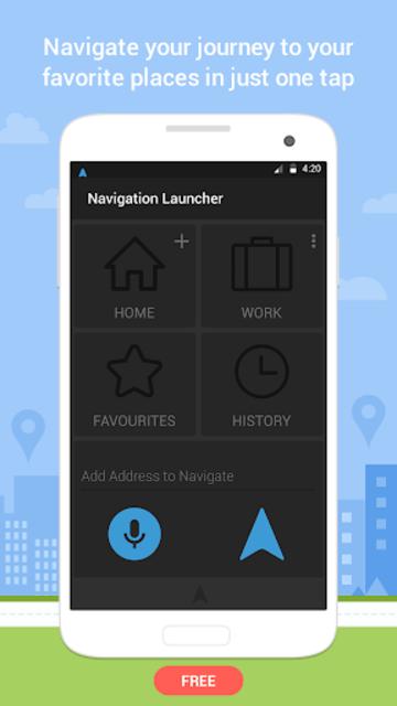 Navigation - GPS Navigation, Free Maps GPS screenshot 2