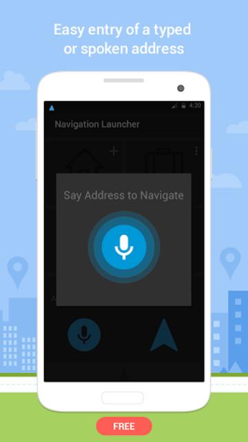Navigation - GPS Navigation, Free Maps GPS screenshot 5