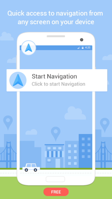 Navigation - GPS Navigation, Free Maps GPS screenshot 6