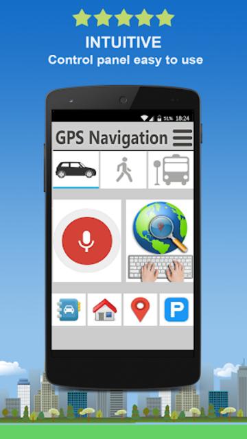 Navigator GPS screenshot 2