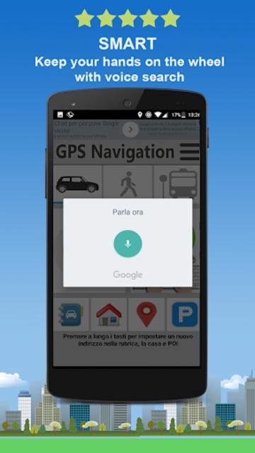 Navigator GPS screenshot 3