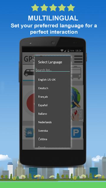 Navigator GPS screenshot 4