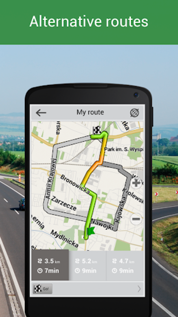 Navitel Navigator GPS & Maps screenshot 8