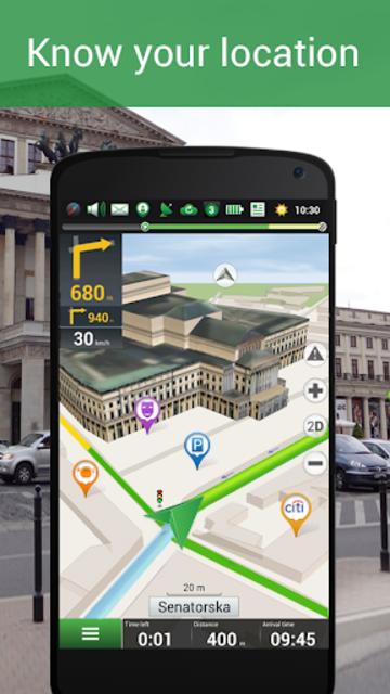 Navitel Navigator GPS & Maps screenshot 9
