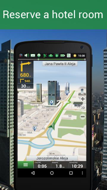 Navitel Navigator GPS & Maps screenshot 12