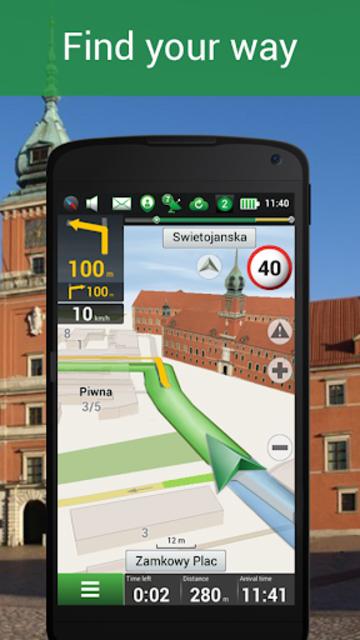 Navitel Navigator GPS & Maps screenshot 13