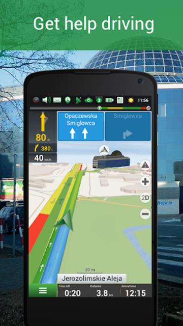 Navitel Navigator GPS & Maps screenshot 14
