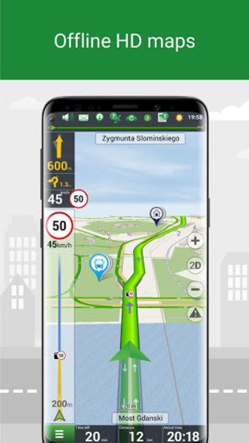 Navitel Navigator GPS & Maps screenshot 1