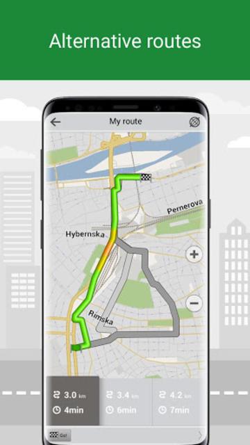 Navitel Navigator GPS & Maps screenshot 2
