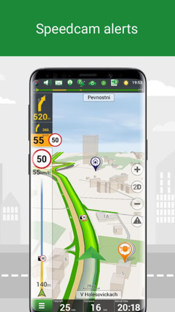 Navitel Navigator GPS & Maps screenshot 3