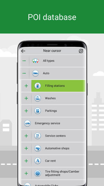 Navitel Navigator GPS & Maps screenshot 4