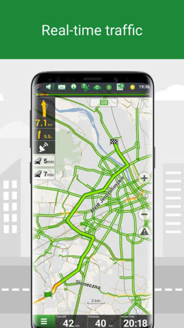 Navitel Navigator GPS & Maps screenshot 6