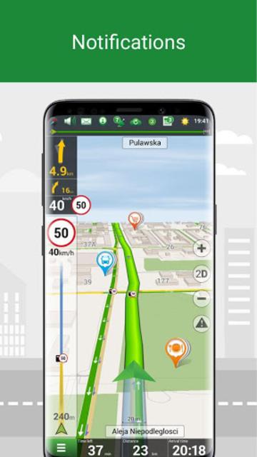 Navitel Navigator GPS & Maps screenshot 7