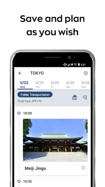 Japan Travel – Route, Map, Guide, JR, taxi, Wi-fi screenshot 4