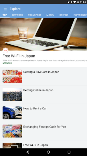 Japan Travel – Route, Map, Guide, JR, taxi, Wi-fi screenshot 9