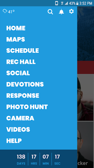 Nazarene Youth Conference 2019 screenshot 2