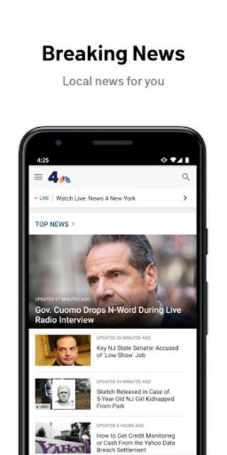 NBC 4 New York screenshot 1