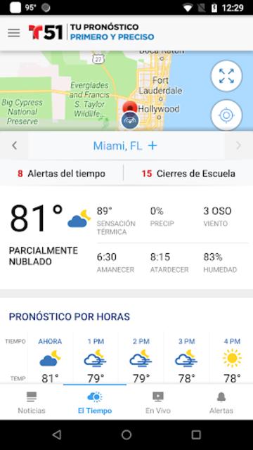 Telemundo 51 screenshot 3