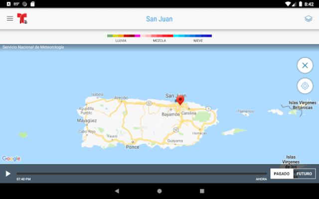 Telemundo Puerto Rico screenshot 19
