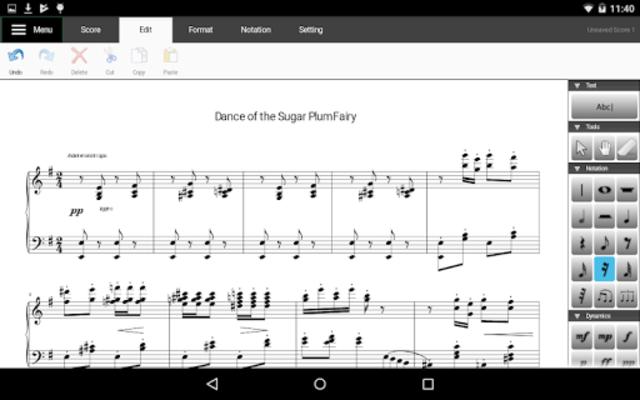 Crescendo Plus Edition screenshot 1