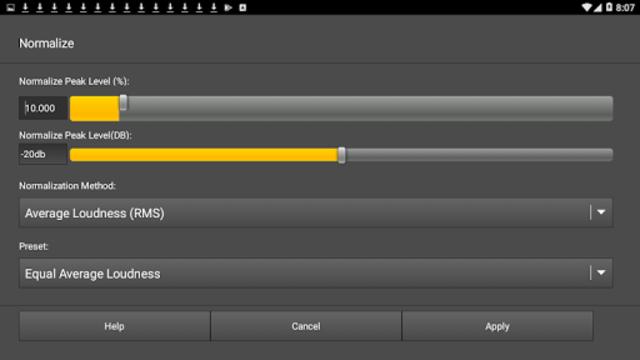 WavePad Master's Edition screenshot 5