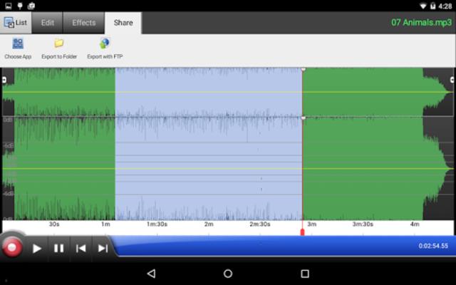 WavePad Master's Edition screenshot 11