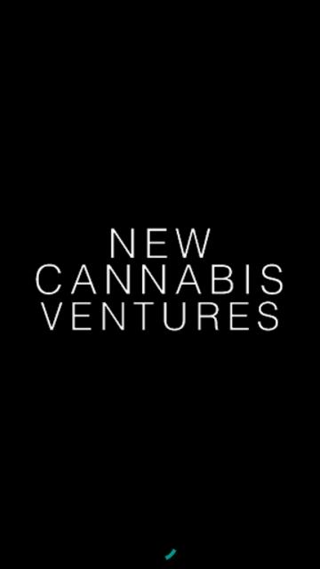 New Cannabis Ventures screenshot 1