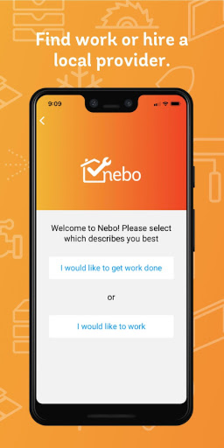 Nebo App screenshot 2