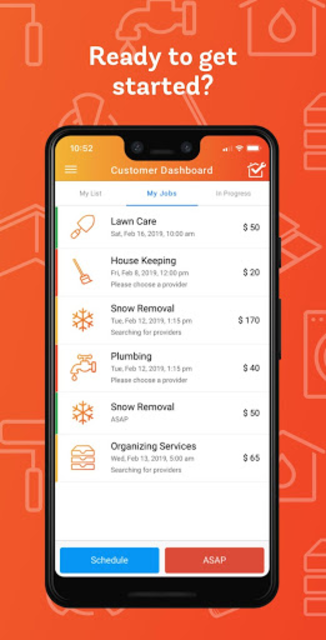 Nebo App screenshot 6
