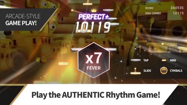 TAPSONIC World Champion - rhythm game screenshot 2