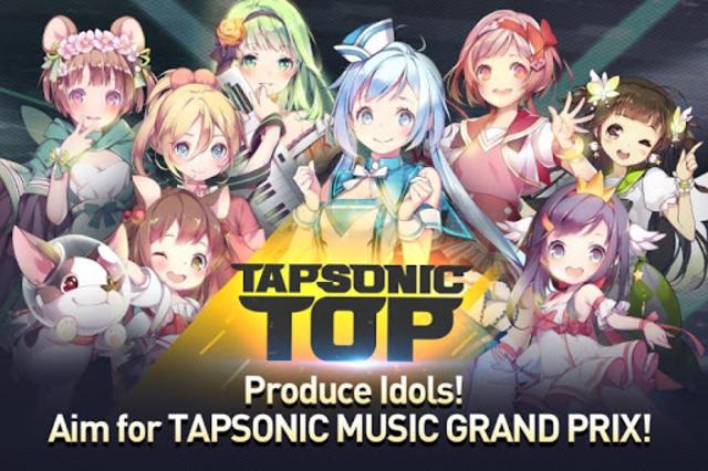 TAPSONIC TOP - Music Grand prix screenshot 2