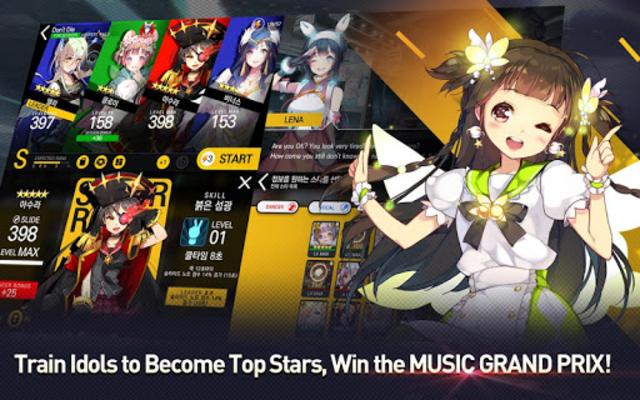 TAPSONIC TOP - Music Grand prix screenshot 10