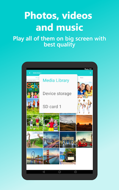 Nero Streaming Player Pro | Connect phone to TV screenshot 13