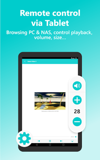 Nero Streaming Player Pro | Connect phone to TV screenshot 15