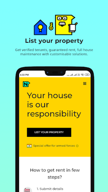 Nestaway- Rent a House, Room or Bed screenshot 8