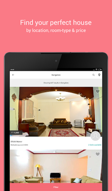 Nestaway- Rent a House, Room or Bed screenshot 11