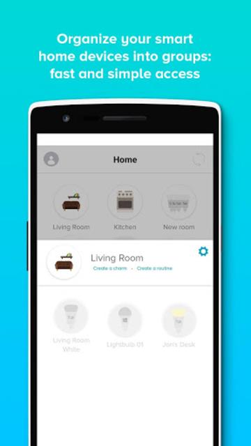 About: Yeti - Smart Home Automation (Google Play version) | Yeti