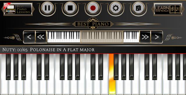 Best Piano screenshot 5