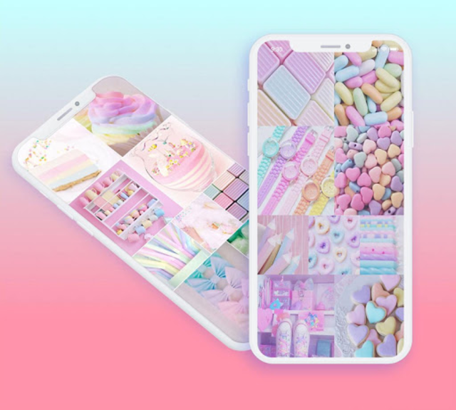 Candy Wallpaper HD screenshot 3