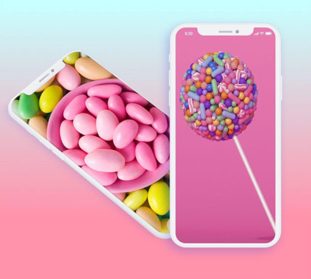 Candy Wallpaper HD screenshot 5