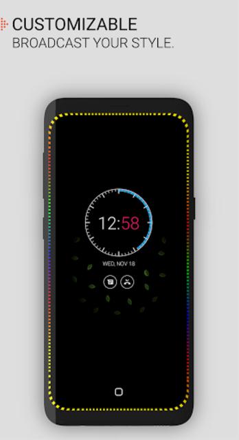Always on AMOLED | Edge Lighting 🌟 screenshot 4