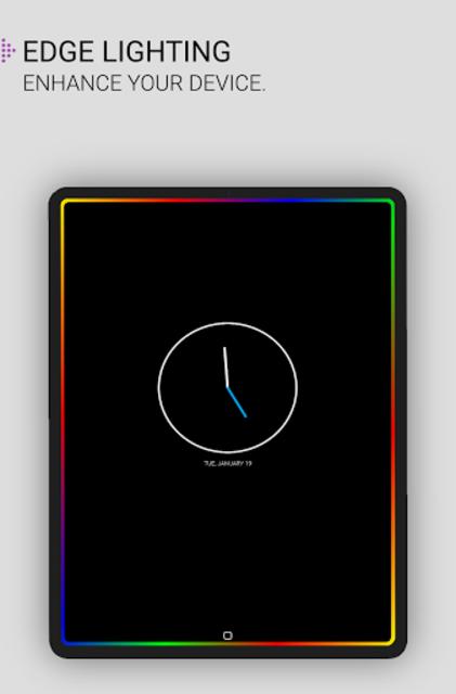 Always on AMOLED | Edge Lighting 🌟 screenshot 8