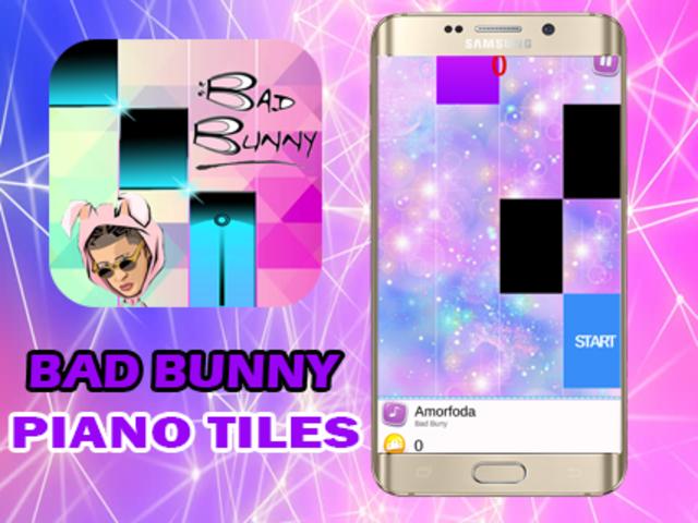 Bad Bunny Piano Magic screenshot 2