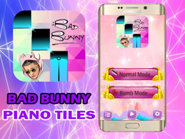 Bad Bunny Piano Magic screenshot 4