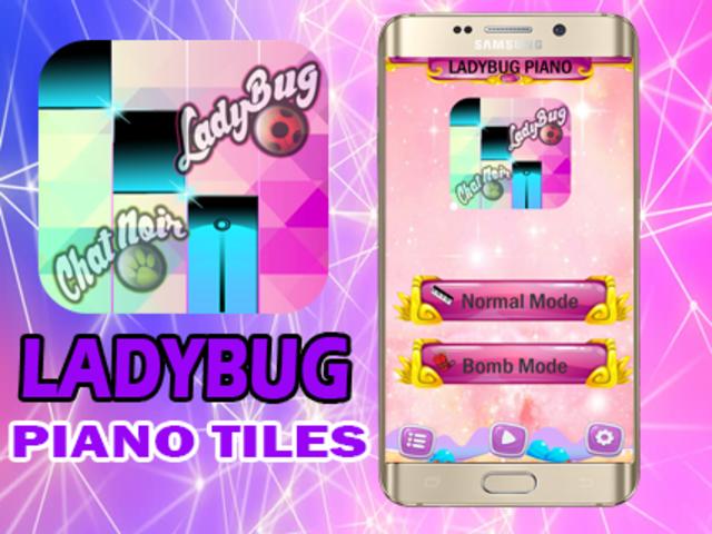 Ladybug Catnoir Piano Magic screenshot 3
