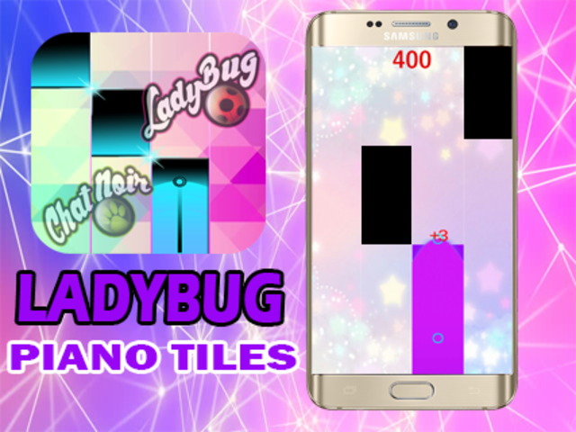 Ladybug Catnoir Piano Magic screenshot 4