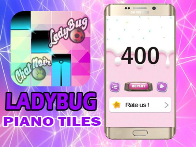 Ladybug Catnoir Piano Magic screenshot 5