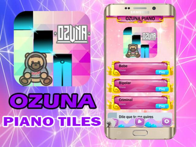 Ozuna Magic Tiles screenshot 2