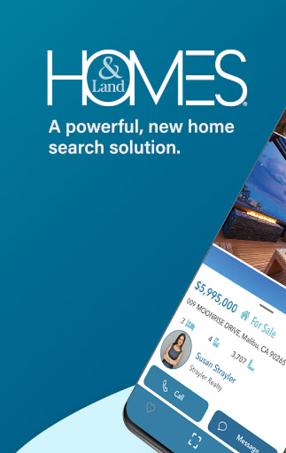 Homes & Land screenshot 1